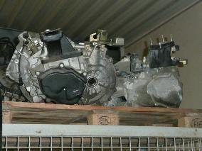 type versnellingsbak voor FIAT Ducato Citroen Peugeot  truck
