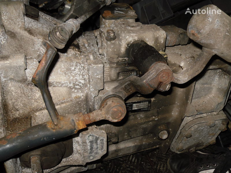 2855A 608E06 type versnellingsbak voor IVECO EuroCargo truck