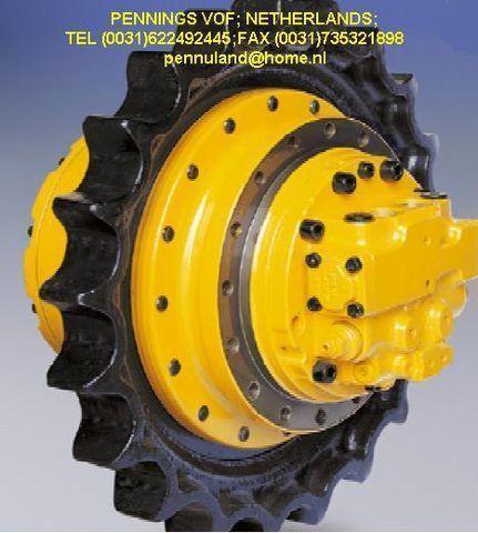 nieuw ALL MODELLS type versnellingsbak voor KOMATSU minigraver