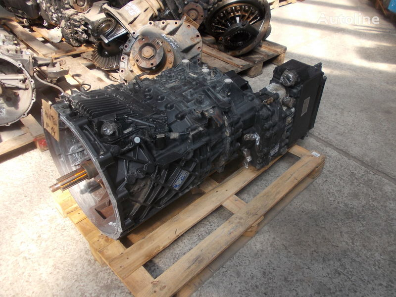 ZF 16s2131td type versnellingsbak voor MAN trekker