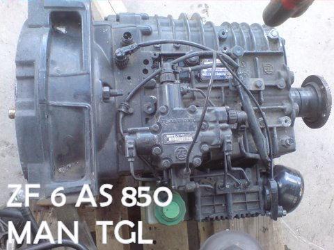 type versnellingsbak voor MAN SKRZYNI ZF 6 AS 850 MAN TGL 5000 zl trekker