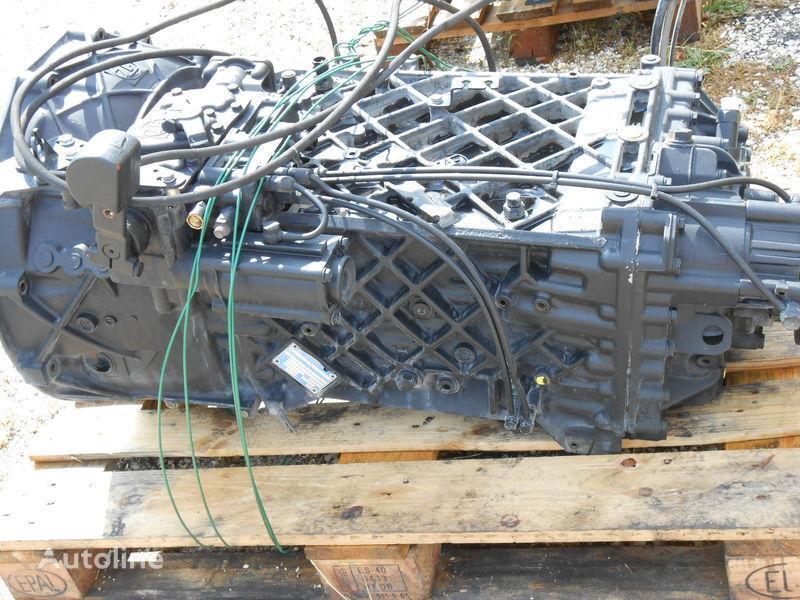 ZF 16S2220 TD-TO Part List No. 1343 001 016 Customer Spec. NR. 81.32004-6016 übers. 16,41-1,00 type versnellingsbak voor MAN TGX-TGA  truck