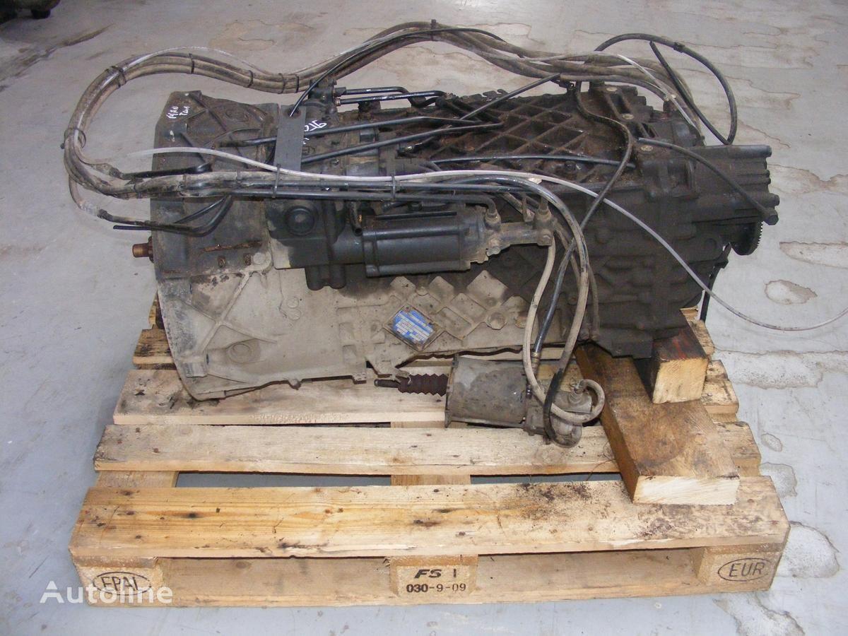 type versnellingsbak voor MAN ZF 16 EcoSplit truck