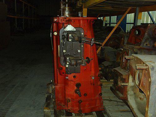 dynashif-speed shif type versnellingsbak voor MASSEY FERGUSON 3680-6180-8130-8160 trekker