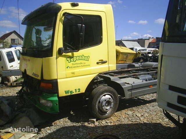 ZF G6-60 type versnellingsbak voor MERCEDES-BENZ ATEGO 818 truck
