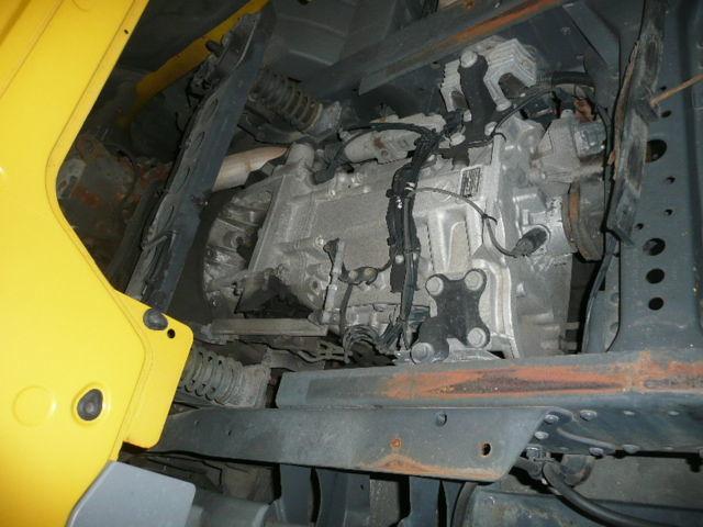 G100-12 Mechanisch Atego G100-12 type versnellingsbak voor MERCEDES-BENZ Atego 23-28 trekker