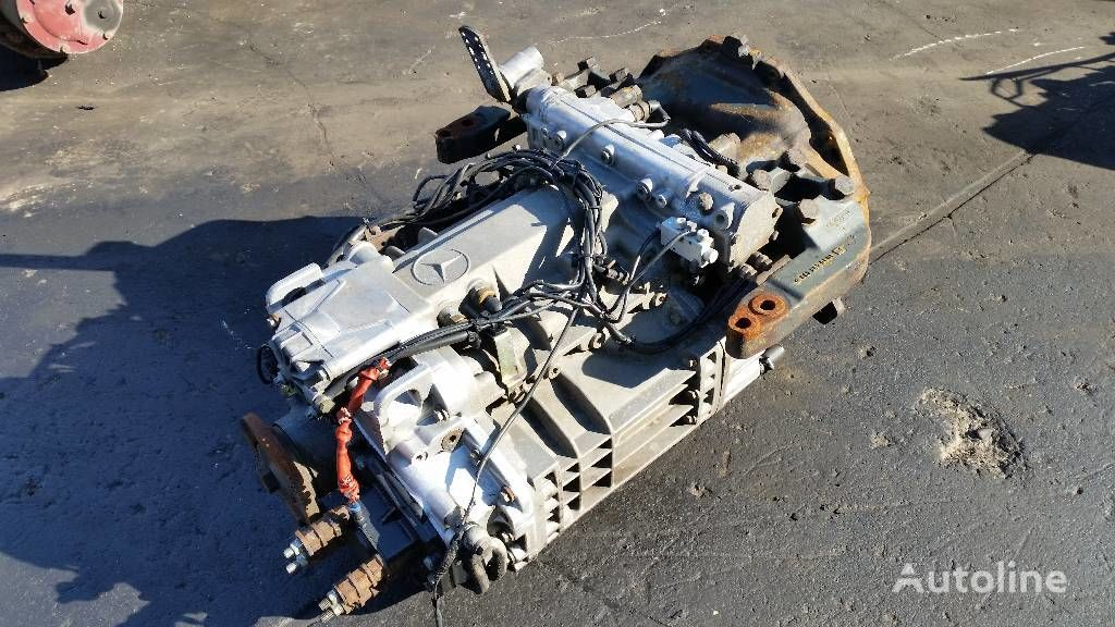 type versnellingsbak voor MERCEDES-BENZ G135 Eps handgeschakeld truck