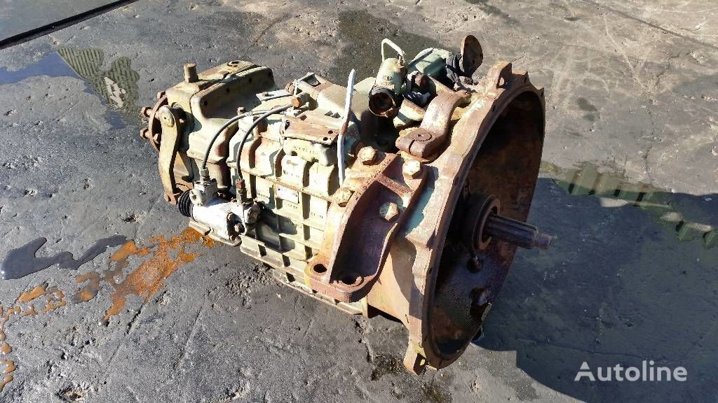 type versnellingsbak voor MERCEDES-BENZ G3-90 GP truck