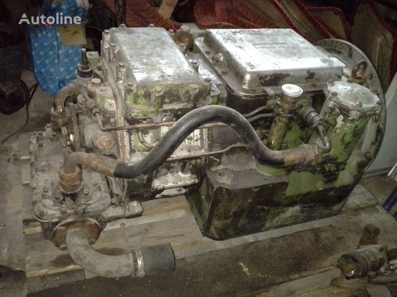 Voith type versnellingsbak voor SETRA bus