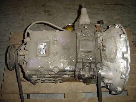 type versnellingsbak voor VOLVO S6-65 truck