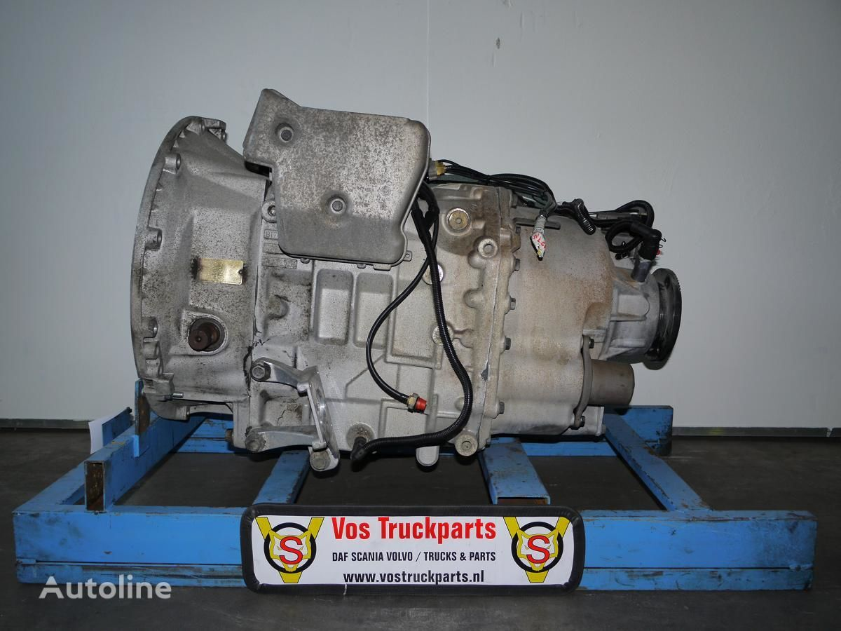 type versnellingsbak voor VOLVO VT-1708-B (4) trekker