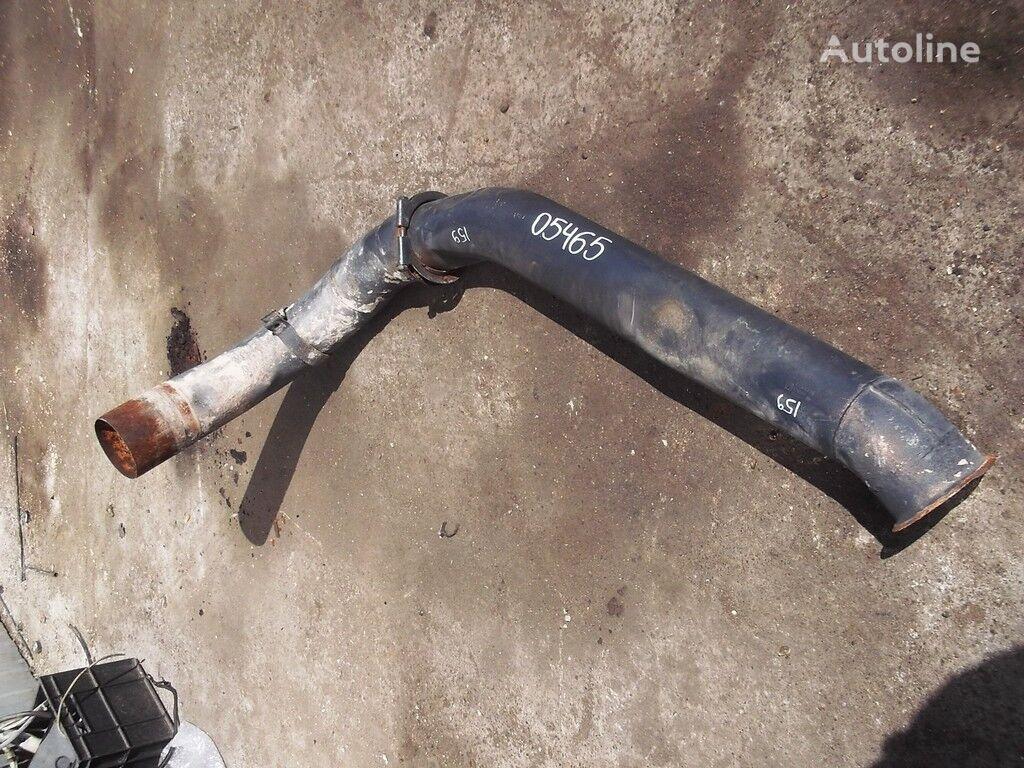 gaza Iveco uitlaat voor vrachtwagen