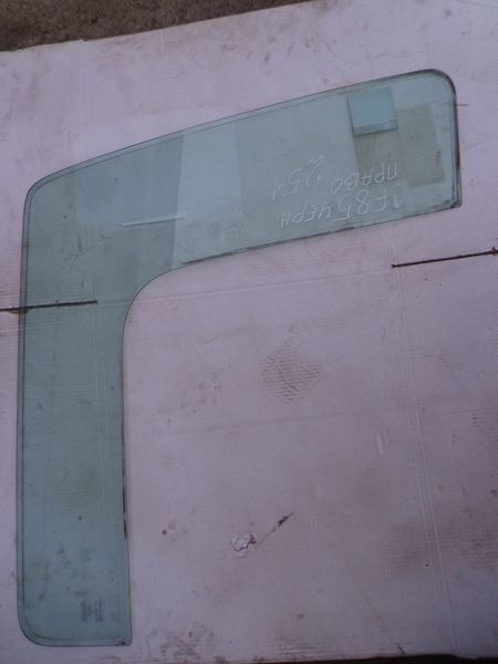 DAF nepodemnoe vensterruit voor DAF CF trekker