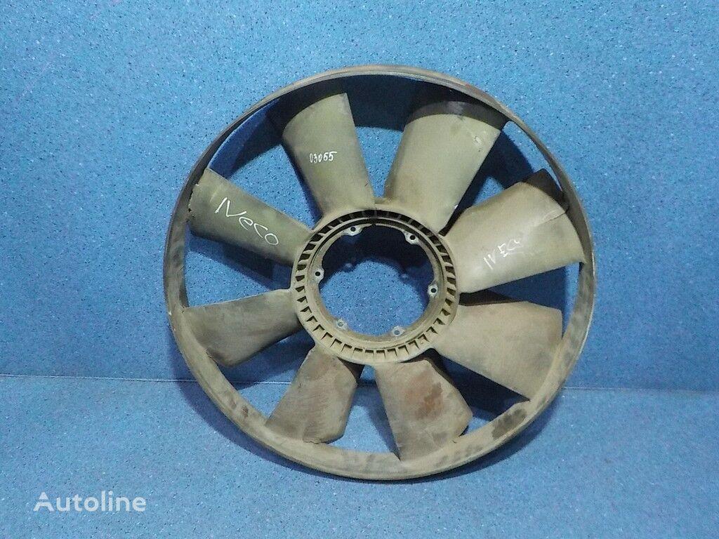 Krylchatka ventilyatora dvigatelya Iveco ventilator lijkwade voor vrachtwagen