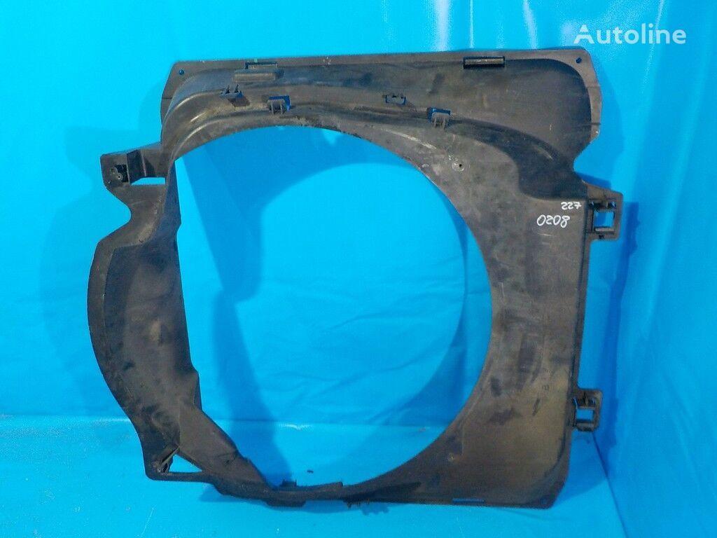 Diffuzor ventilyatora TGA/TGS/TGX ventilator lijkwade voor vrachtwagen