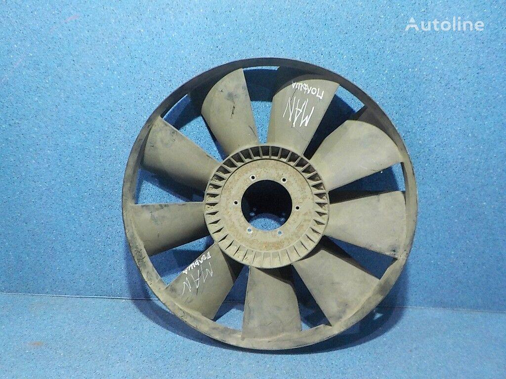 Krylchatka ventilyatora dvigatelya MAN ventilator lijkwade voor vrachtwagen