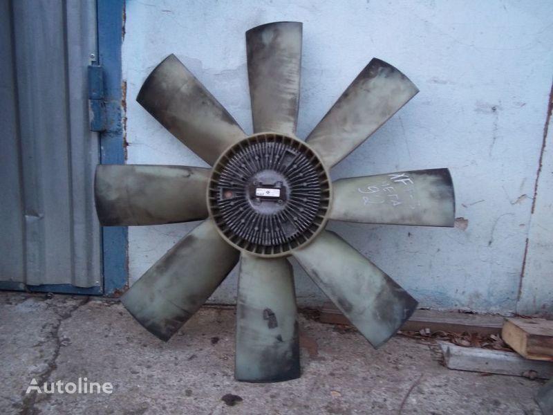 ventilator voor DAF XF trekker