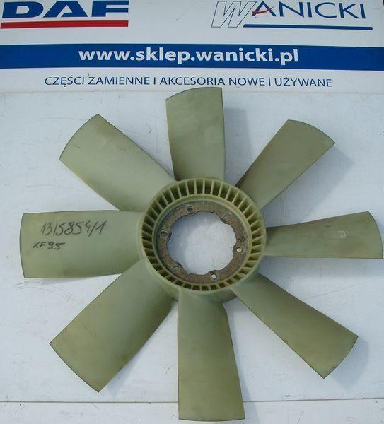 DAF ventilator voor DAF XF 95, XF 105, CF 85  trekker