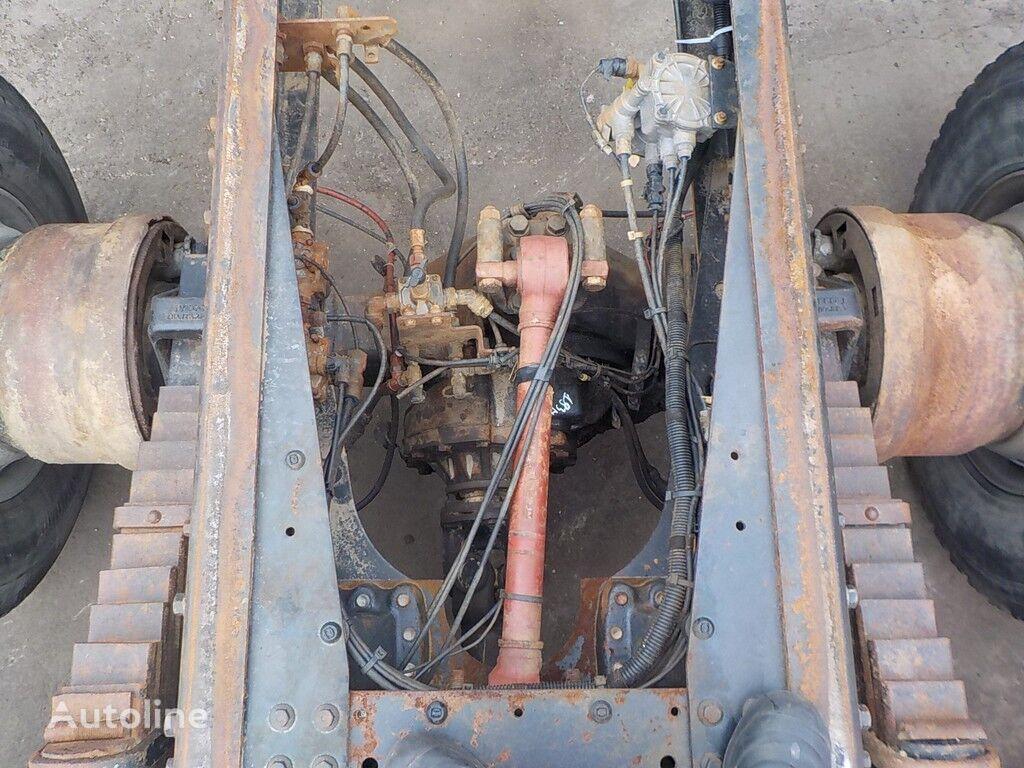 zadnego mosta Eurotrakker-Cursor R=1:1,565 Z=23/36 IVECO verloopstuk voor IVECO truck