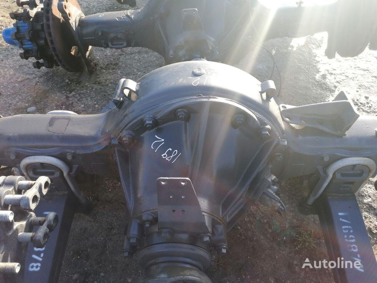 SCANIA EU6 differential R780 ratio 2.59 2035701 verloopstuk voor trekker