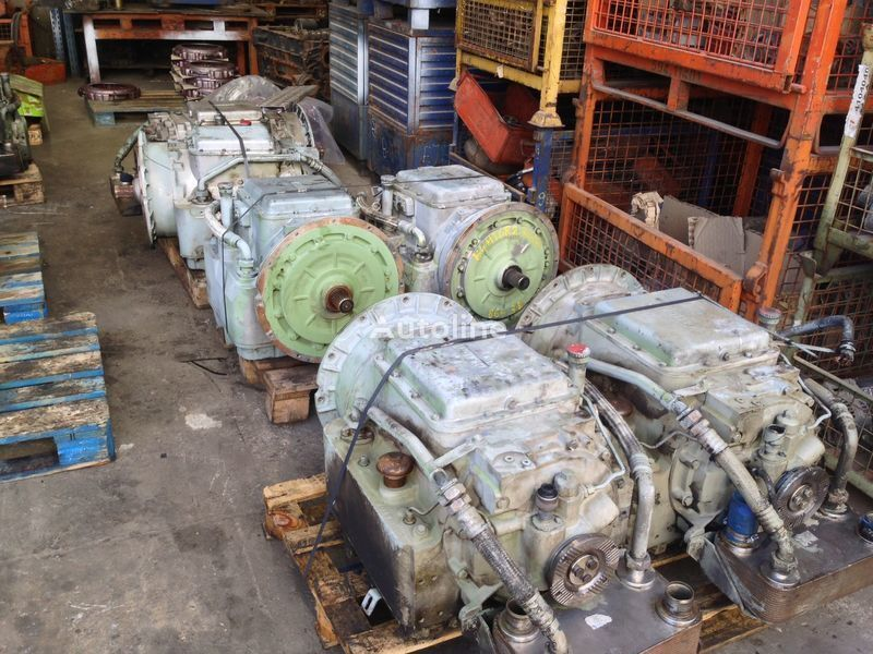 y ZF VOITH 854.3-854.3E-863.3-864.3E + ZF  5hp500-5hp502c-5hp590 versnellingsbak voor bus