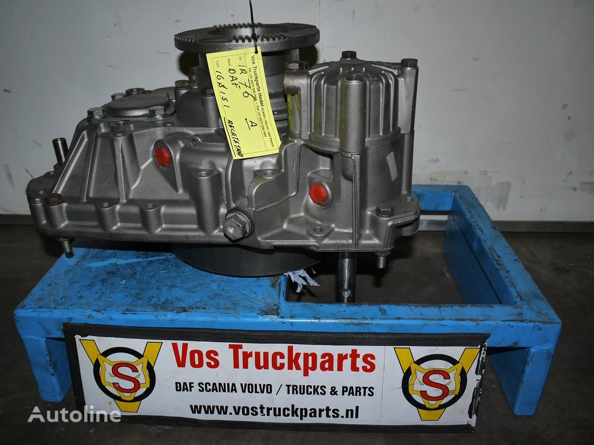 versnellingsbak voor DAF PLAN. DEEL 16S151 vrachtwagen