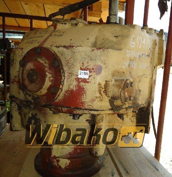 Gearbox/Transmission Hanomag G421/31 versnellingsbak voor G421/31 wiellader