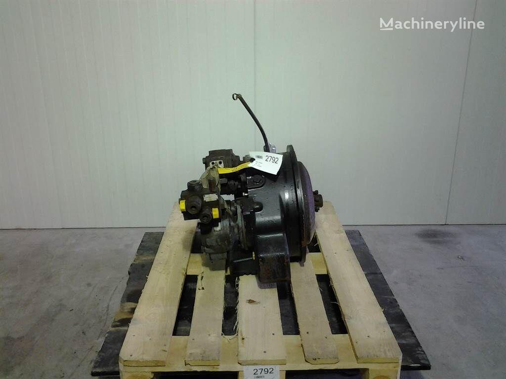 versnellingsbak voor HANOMAG 512/3 wiellader