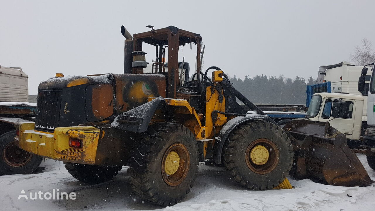JCB 436 426 HT versnellingsbak voor wiellader