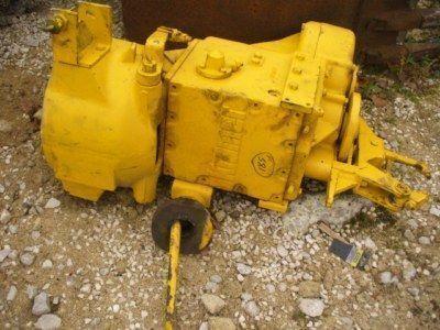 versnellingsbak voor KRAMER 311, 411 heftruck