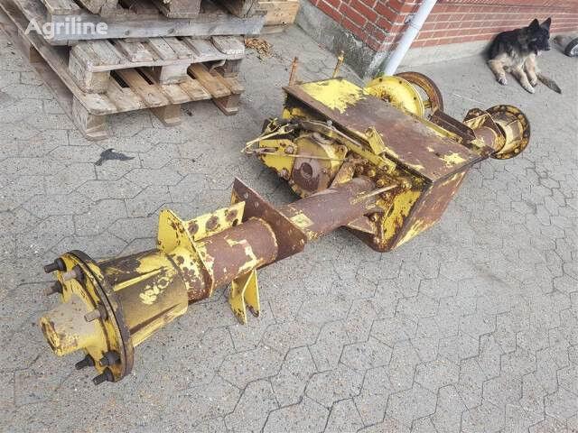 Komplet gearkasse versnellingsbak voor NEW HOLLAND M140  maaidorser