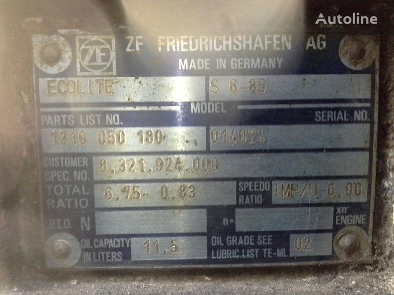 ZF S6-85 versnellingsbak voor MAN bus