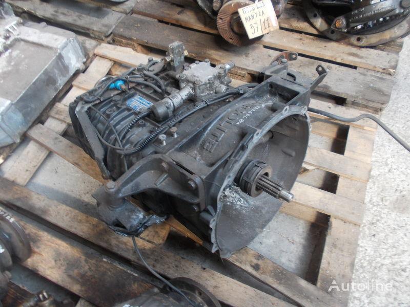 ZF 6s850 val 38mm versnellingsbak voor MAN trekker