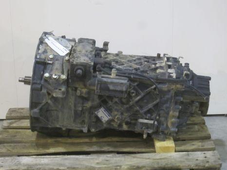 MAN 16S151 + PSE versnellingsbak voor MAN vrachtwagen