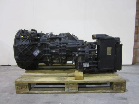 12AS2131TD + IT versnellingsbak voor MAN trekker
