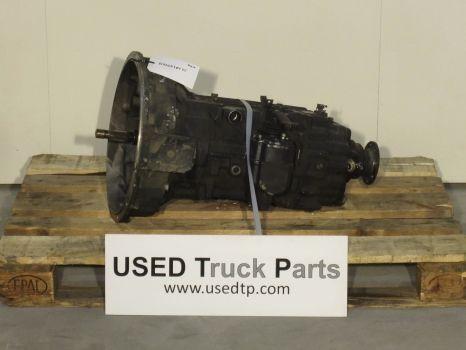 versnellingsbak voor MAN 5GG vrachtwagen