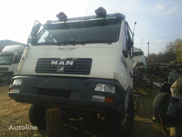 ZF S6-36 versnellingsbak voor MAN 8.163 vrachtwagen