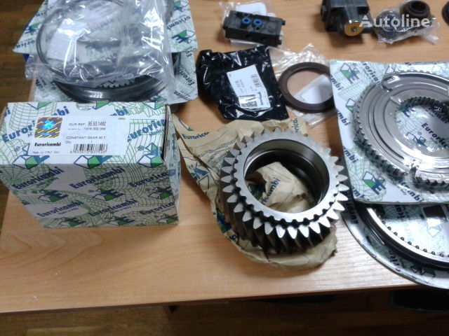 nieuw ZF 16S181 16S221 Shesternya KPP 1316302066 1316303065  1316303005 versnellingsbak voor MAN F2000 TGA  trekker
