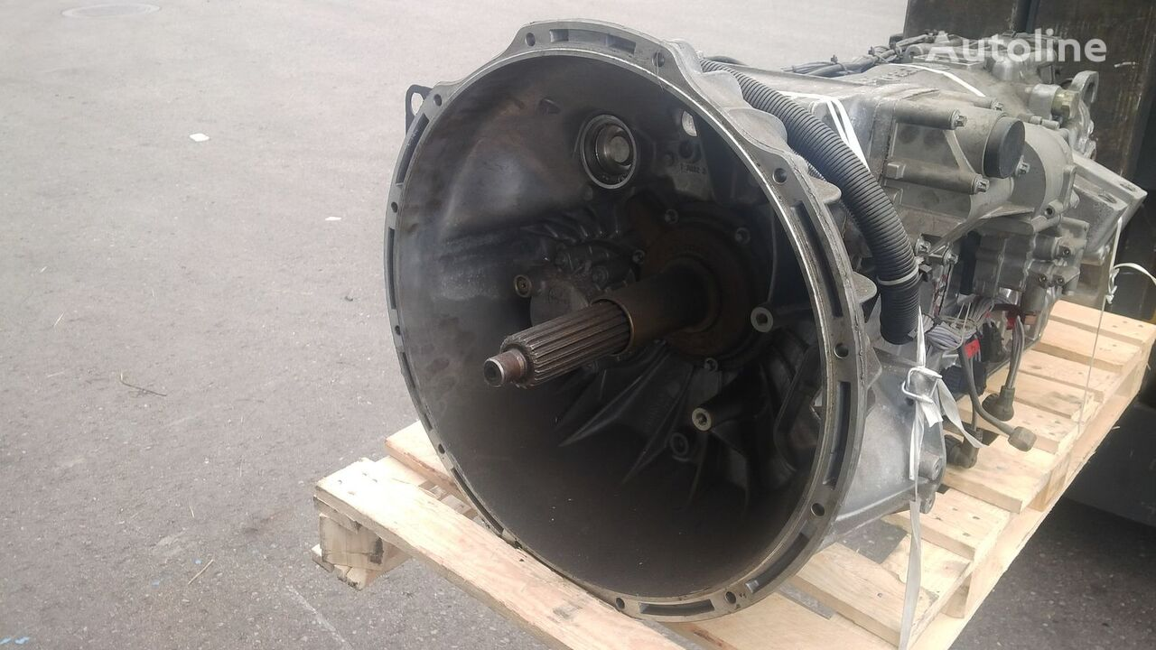 MERCEDES-BENZ Actros MP2, MP3, gearbox type G281-12, EURO 5, 12 gears versnellingsbak voor MERCEDES-BENZ Actros MP2, MP3 EURO5 camper