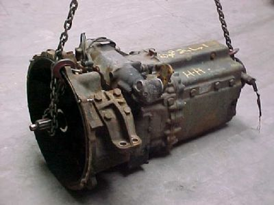 MERCEDES-BENZ GV 4 110-6/9.0 versnellingsbak voor MERCEDES-BENZ vrachtwagen