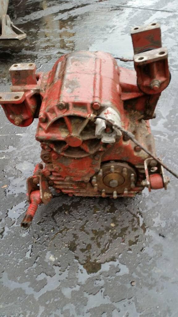 versnellingsbak voor MERCEDES-BENZ VG 1400 W vrachtwagen