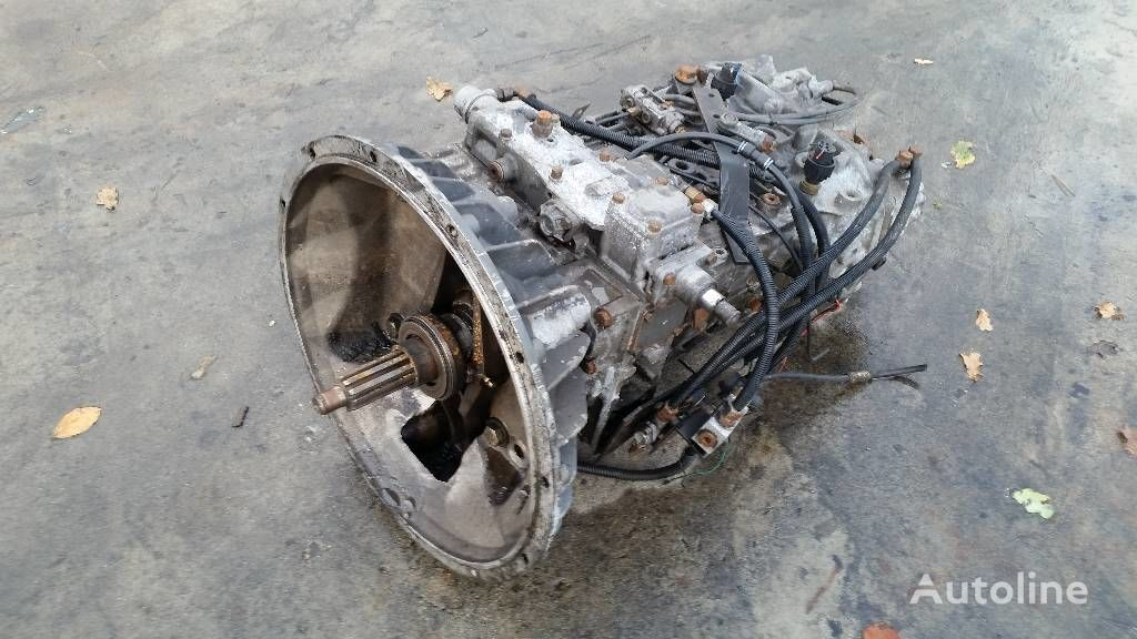 ZF 16S109 versnellingsbak voor ZF 16S109 vrachtwagen