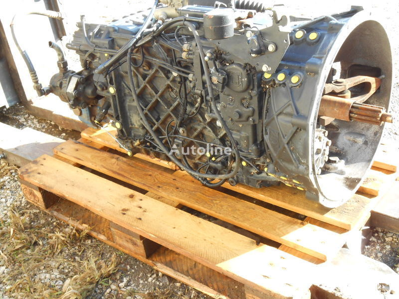 ZF 16S2520 TO Für FZ übers. 13,80-0,84 Part List 1343 002 001 Custo versnellingsbak voor MAN Kipper-Mixer FZ SZM vrachtwagen
