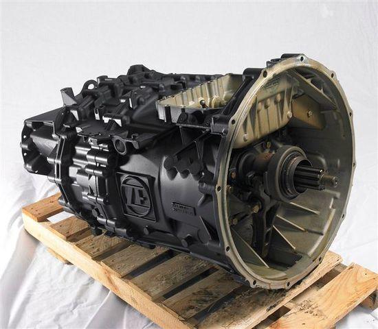 ZF AS Tronic versnellingsbak voor All models vrachtwagen
