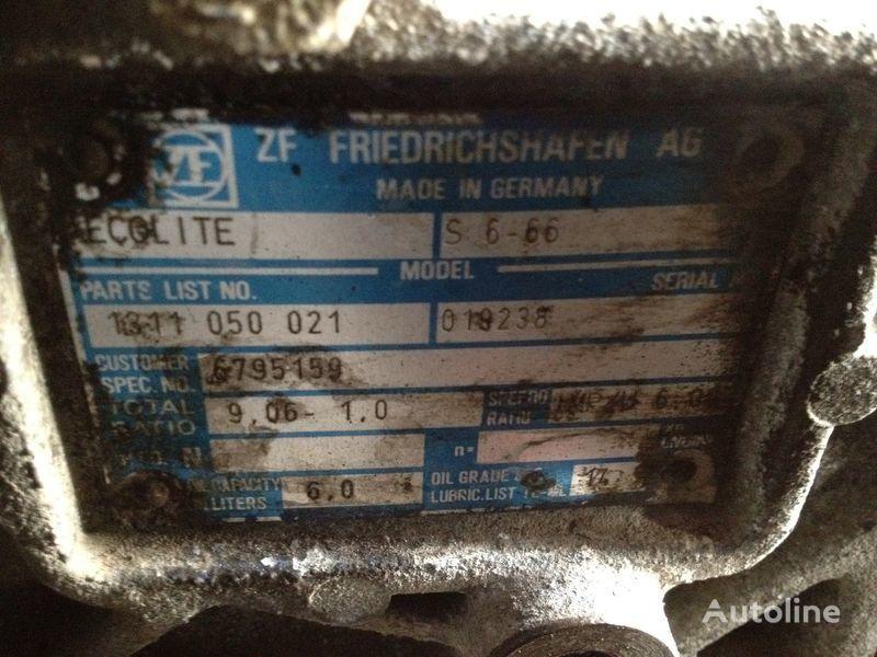 ZF ecolite s6-66 versnellingsbak voor VOLVO fl6 vrachtwagen
