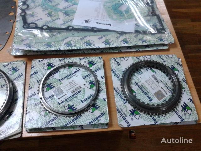 nieuw ZF Rem.k-t polovinok 16S181 1312304027 1312304056 1310304202 129730 versnellingsbak voor MAN F2000 , TGA trekker