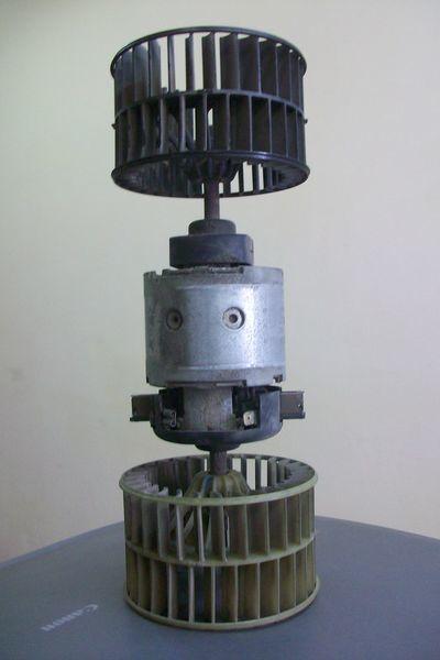 DAF Motor pechki verwarming radiator voor DAF XF,CF trekker