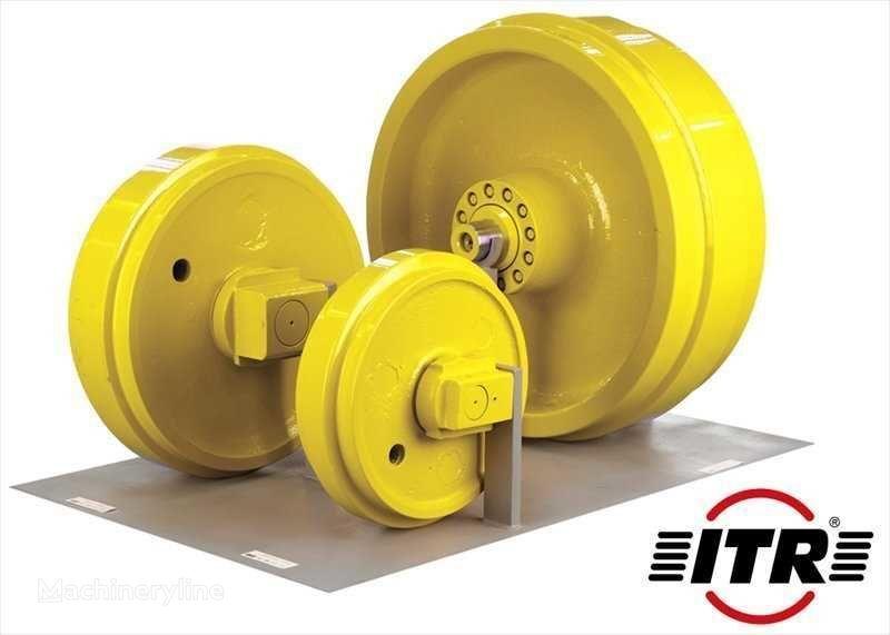 nieuw voorste loopwiel voor / CASE 1188 / bouwmachines