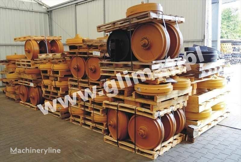 nieuw voorste loopwiel voor / HANOMAG D600 / bouwmachines