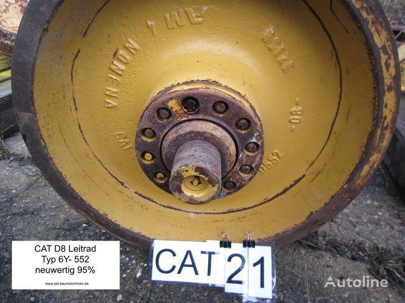 CAT D8 / D6 voorste loopwiel voor CATERPILLAR D8N/R bulldozer